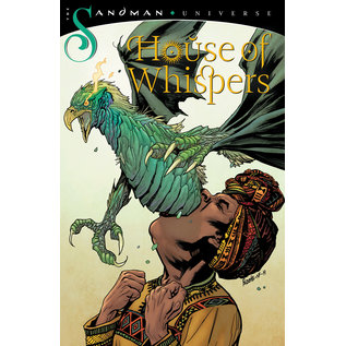 DC Comics HOUSE OF WHISPERS #14 (MR)