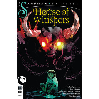 DC Comics HOUSE OF WHISPERS #17 (MR)