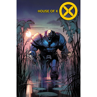 Marvel Comics HOUSE OF X #5 (OF 6)