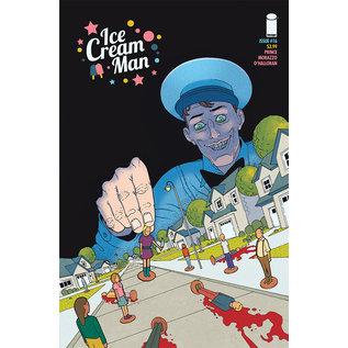 Image Comics ICE CREAM MAN #16 CVR A MORAZZO & OHALLORAN (MR)