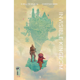 INVISIBLE KINGDOM #6 (MR)
