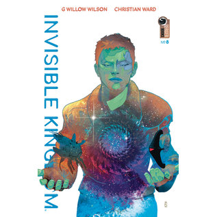 INVISIBLE KINGDOM #8 (MR)