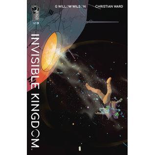 INVISIBLE KINGDOM #9 (MR)
