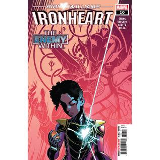 Marvel Comics IRONHEART #10