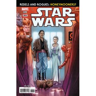 Marvel Comics STAR WARS #70