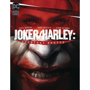 DC Comics JOKER HARLEY CRIMINAL SANITY #1 (OF 9)