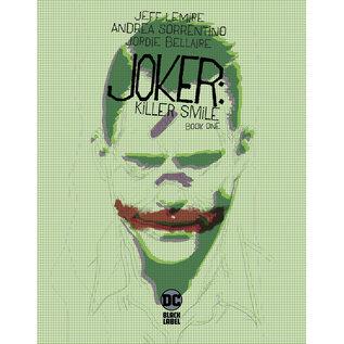 DC Comics JOKER KILLER SMILE #1 (OF 3) (MR)