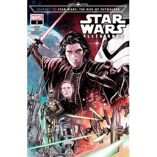 Marvel Comics JOURNEY STAR WARS RISE SKYWALKER ALLEGIANCE #2
