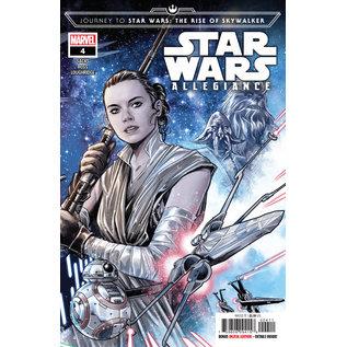 Marvel Comics JOURNEY TO STAR WARS: THE RISE OF SKYWALKER - ALLEGIANCE #4