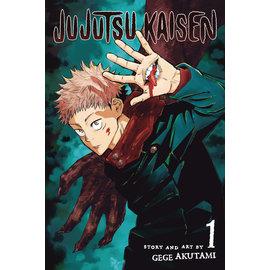 JUJUTSU KAISEN GN VOL 01 (C: 1-0-1)