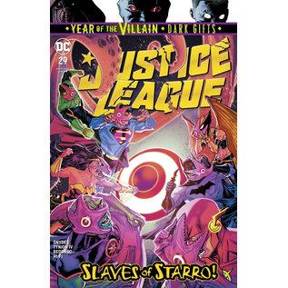 DC Comics JUSTICE LEAGUE #29 YOTV DARK GIFTS