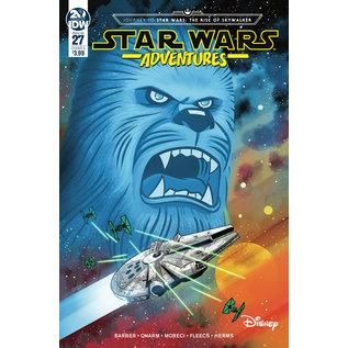 IDW PUBLISHING STAR WARS ADVENTURES #27 CVR A CHARM (C: 1-0-0)