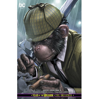 DC Comics JUSTICE LEAGUE DARK #15 VAR ED YOTV