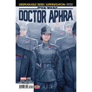 Marvel Comics STAR WARS DOCTOR APHRA #35