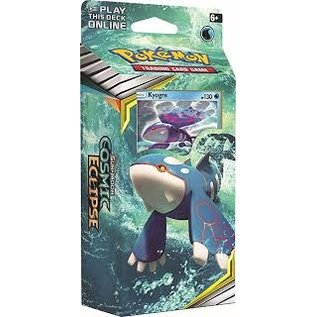 Pokemon Company Comsic Eclipse Theme Deck - Kyogre