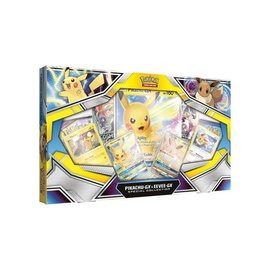 Pokemon Company Pikachu GX & Eevee GX Collection