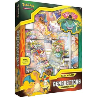 Pokemon Company TAG TEAM GENERATION PREMIUM COLLECTION