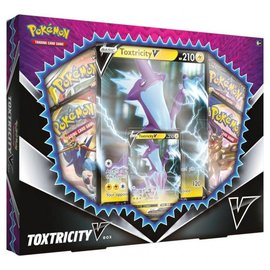 Pokemon Company Toxtricity V Box