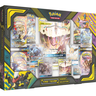 Pokemon Company TAG TEAM POWERS PREMIUM COLLECTION