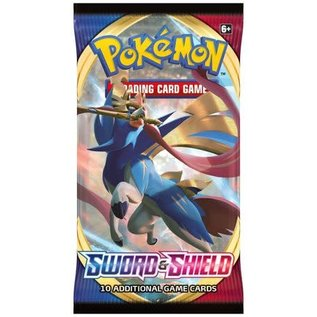 Pokemon Company Sword and Shield Booster Pack