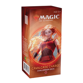 Wizards of the Coast Challenger Deck 2020 Cavalcade Charge