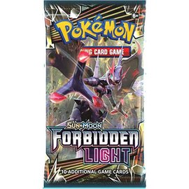 Pokemon Company Forbidden Light Booster Pack
