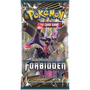 Pokemon Company Forbidden Light Booster Pack