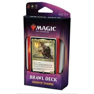 Wizards of the Coast Throne of Eldraine Brawl Deck Knight's Charge