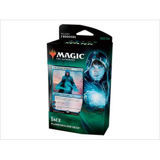 Wizards of the Coast War of the Spark Planeswalker Deck Jace
