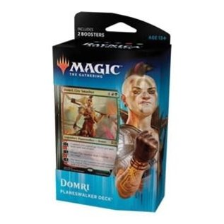 Wizards of the Coast Ravnica Allegiance Planeswalker Deck Domri