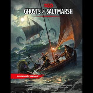 Wizards of the Coast D&D: Ghosts of Saltmarsh