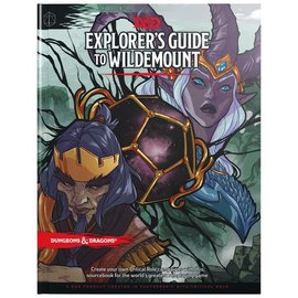 Wizards of the Coast D&D: Explorer's Guide to Wildemount