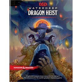 Wizards of the Coast D&D: Waterdeep - Dragon Heist