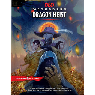 Wizards of the Coast D&D: Waterdeep - Dragon Heist