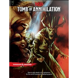 Wizards of the Coast D&D: Tomb of Annihilation
