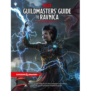 Wizards of the Coast D&D: Guildmaster's Guide to Ravnica
