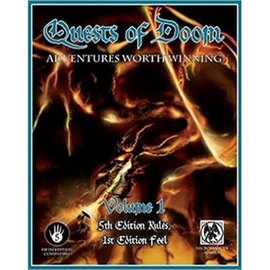 Kobold Press D&D: Quests of Doom V1