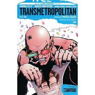 Transmetropolitan TP Vol 2