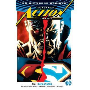 DC Comics Superman TP Vol 1 Path of Doom