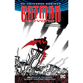 DC Comics Batman Beyond TP Vol 2 Rise of the Demon