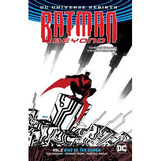 DC Comics Batman Beyond TP Vol 2 Rise of the Demon