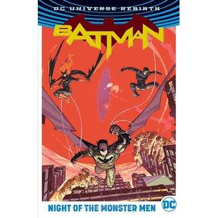 DC Comics Batman Night of the Monster Men HC