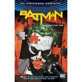 DC Comics Batman TP Vol 4 The War of Jokes and Riddles