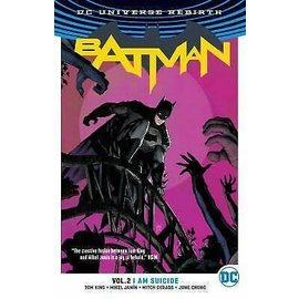 DC Comics Batman TP Vol 2 I Am Suicide