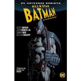 DC Comics All Star Batman TP Vol 1 My Own Worst Enemy