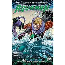 DC Comics Aquaman TP Vol 3 Crown of Atlantis