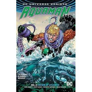 DC Comics Aquaman TP Vol 3 Crown of Atlantis