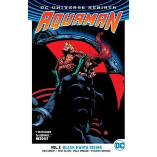 DC Comics Aquaman TP Vol 2 Black Manta Rising