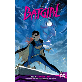 DC Comics BATGIRL TP VOL 4 STRANGE LOOP