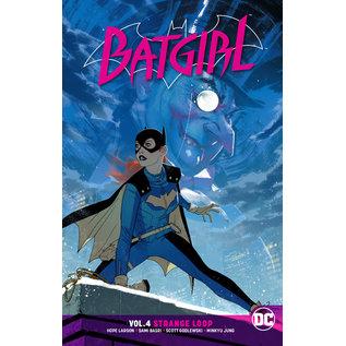 DC Comics BATGIRL TP VOL 4 STRANGE LOOP